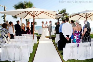 Read more about the article Hale bride marries in Malaga, Spain