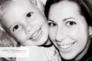 Natural portrait photography Hale and Altrincham: Mother and Daughter